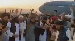 Polityczny przywódca talibów powrócił. Bojownicy w Afganistanie wiwatują