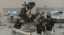Szukają śladów życia na Marsie. Nowa misja NASA