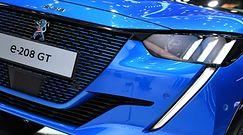 Eko-rewolucja Peugeota: hybrydowe 508 i elektryczne 208