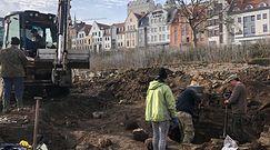 Archeolodzy na szczecińskim Podzamczu. Odkryli niezwykłe przedmioty