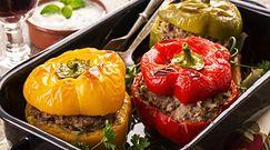Papryka faszerowana – pomysł na obiad