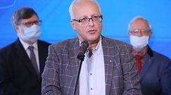 Czwarta fala COVID-19 już w połowie sierpnia? Prof. Flisiak komentuje słowa Niedzielskiego