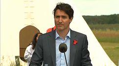 Masowe groby dzieci w Kandzie. Premier Justin Trudeau: to wstyd
