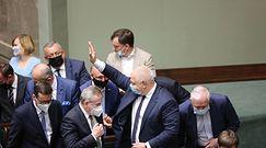 Zagłosowali z PiS, zostają w rządzie? Rzeczniczka Porozumienia zapowiada
