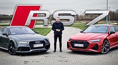 Audi RS 7 - samo się o to prosiło