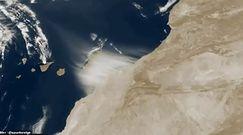 Piach z Sahary. Turyści nie mogą wrócić do domów