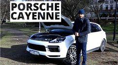 Porsche Cayenne S 2.9 V6 440 KM, 2018 - techniczna część testu #373