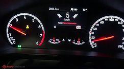 Ford Focus ST 2.3 Ecoboost 280 KM (MT) - acceleration 0-100 km/h