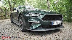 Ford Mustang Bullitt - ostatni Mohikanin
