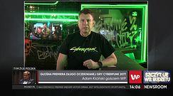 Co z bugami w Cyberpunk 2077? Prezes CD Projekt mówi wprost