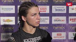 """Boks. Laura Grzyb po zwycięstwie na gali Tymex Boxing Night 15. """"Kontrolowałam walkę od początku do końca"""""""