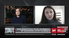 Justyna Biedrawa o ataku na Nowacką: Są to sceny przerażające, ale mnie nie zaskakują