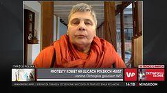 Janina Ochojska: W Polsce łamane są prawa człowieka