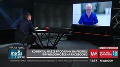 """Prof. Andrzej Matyja o postawie Edyty Górniak: """"Jej wiedza zatrzymała się na poziomie starożytności"""""""
