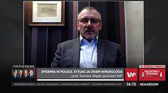 Dlaczego na Śląsku jest tak dużo zakażeń? Prof. Wąsik odpowiada (WIDEO)