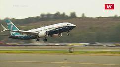 Boeing 737 MAX ponownie w powietrzu
