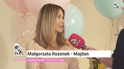 """Małgorzata Rozenek-Majdan: """"Ćwiczę swoje role z Radosławem"""""""