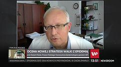 Prof. Flisiak o testach na koronawirusa