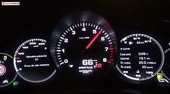 Porsche Cayenne S 2.9 V6 440 KM (AT) - acceleration 0-100 km/h