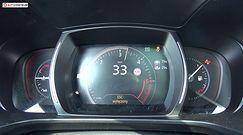 Renault Koleos 2.0 dCi 177 KM (AT) - acceleration 0-100 km/h