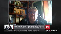 """Ks. prof. Alfred Wierzbicki o ideologii singli: """"Wymyślanie kolejnej ideologii to jest jakaś choroba"""""""