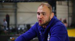 """MMA. Piotr Strus czeka na rewanż z Rafałem Haratykiem. """"Ostatnia porażka to wypadek przy pracy. Chcę zmyć tę plamę"""""""