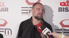 """EFM 4. """"Klatka po klatce"""". Kamil Roszak wrócił po długiej przerwie. """"Nie będą dokładał do show. Czekam na dobre oferty"""""""