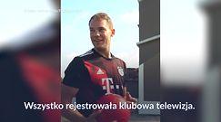 #dziejesiewsporcie: kapitalna sztuczka Manuela Neuera