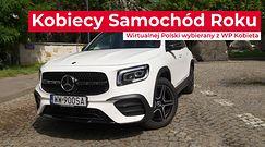 Mercedes-Benz GLB - Kobiecy Samochód Roku 2020 - prezentacja zwycięzcy