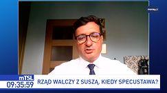 """Susza w Polsce minęła. """"Zostały pojedyncze regiony"""""""