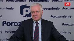 """Jarosław Gowin z ochroną. Polityk potwierdza doniesienia WP. """"Zacząłem otrzymywać groźby"""""""