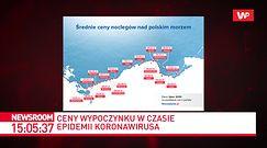 Gdzie w tym roku Polacy pojadą na wakacje? Najnowsze dane nie pozostawiają wątpliwości