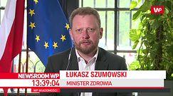 Słowenia ogłasza koniec epidemii. Kiedy Polska? Min. Szumowski odpowiada