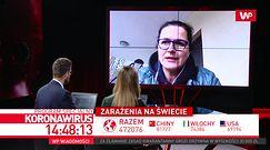 Koronawirus w Polsce. Ograniczenia w transporcie. Aleksandra Dulkiewicz krytykuje rządowy pomysł