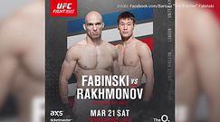 """""""Klatka po klatce"""" #43. Bartosz Fabiński wraca do klatki UFC. """"Wreszcie! Kontuzja była bardzo poważna"""""""