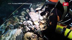 Tajemnica podwodnej jaskini. Naukowcy dzielą się swoimi teoriami