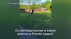 #dziejesiewsporcie: piłkarz Premier League zrobił synowi piłkarską szkołę przetrwania