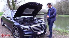Mercedes-Benz S560 4.0 V8 469 KM, 2017 - test AutoCentrum.pl #364