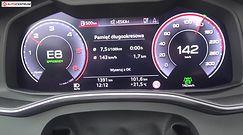 Audi A6 Avant 50 TDI 286 KM (AT) - pomiar zużycia paliwa