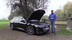 Audi A6 Avant 50 TDI 286 KM, 2018 - test AutoCentrum.pl #404
