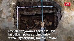 Odkrycie Polaków na Syberii