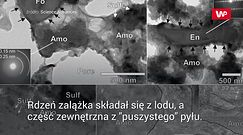 """Zbadali meteoryt sprzed 4,6 mld lat. """"Gąbczasta"""" struktura to sensacja"""