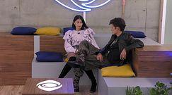 """""""Big Brother"""": Malwina i Wiktor omawiają swoje zadanie. Pojawiły się wątpliwości"""