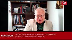 Obostrzenia lokalne. Prof. Simon o czwartej fali koronawirusa