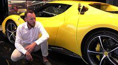 Pierwszy kontakt z Ferrari 296 GTB. Ma 830 KM i... gniazdko na wtyczkę