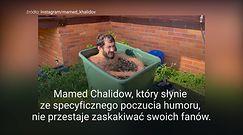 #dziejesiewsporcie: Mamed Chalidow nie przestaje zaskakiwać swoich fanów