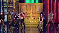 """Wypadek na scenie """"Dance dance dance"""""""