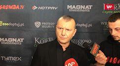 Gromda 5. Mariusz Grabowski: Nie ma miękkiej gry. Myślę, że nie zawiedliśmy kibiców