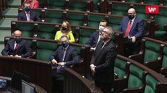 Grzegorz Braun ukarany. Gorąca dyskusja w Sejmie