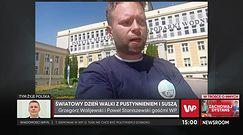Susza w Polsce. Ekspert mówi, czy możemy spodziewać się wzrostu cen wody